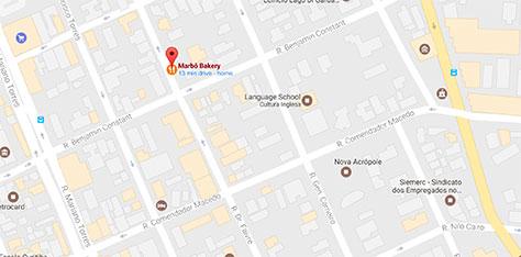 Mapa - Localização